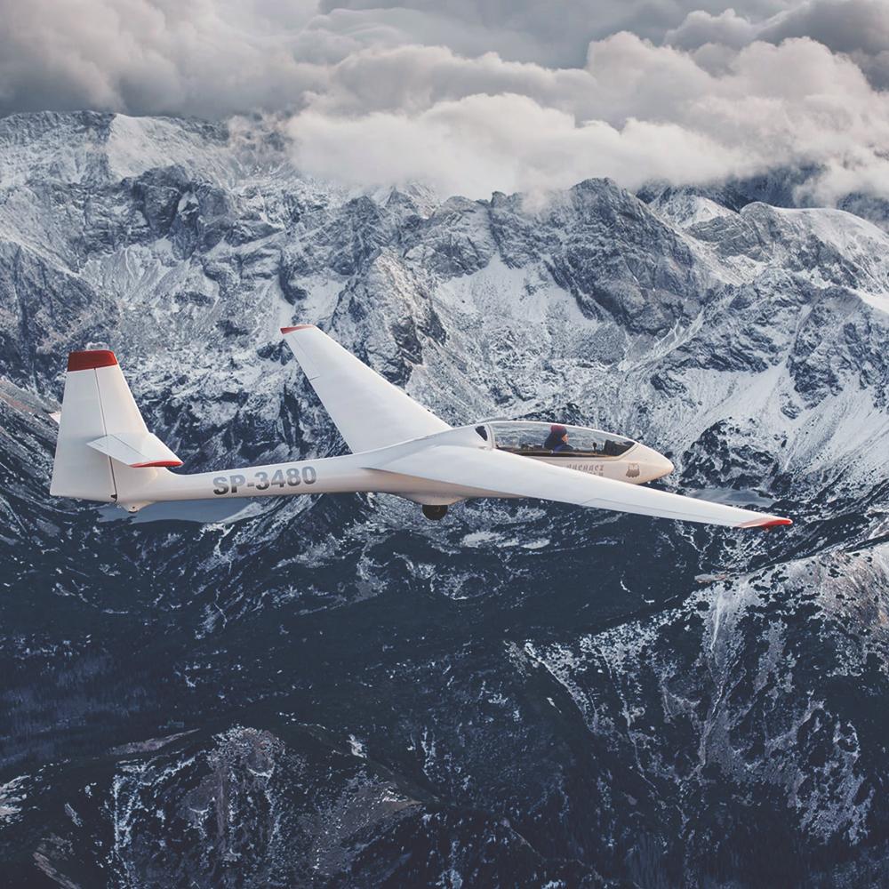 Wierchowa Chata Kościelisko - loty widokowe nad Tatrami