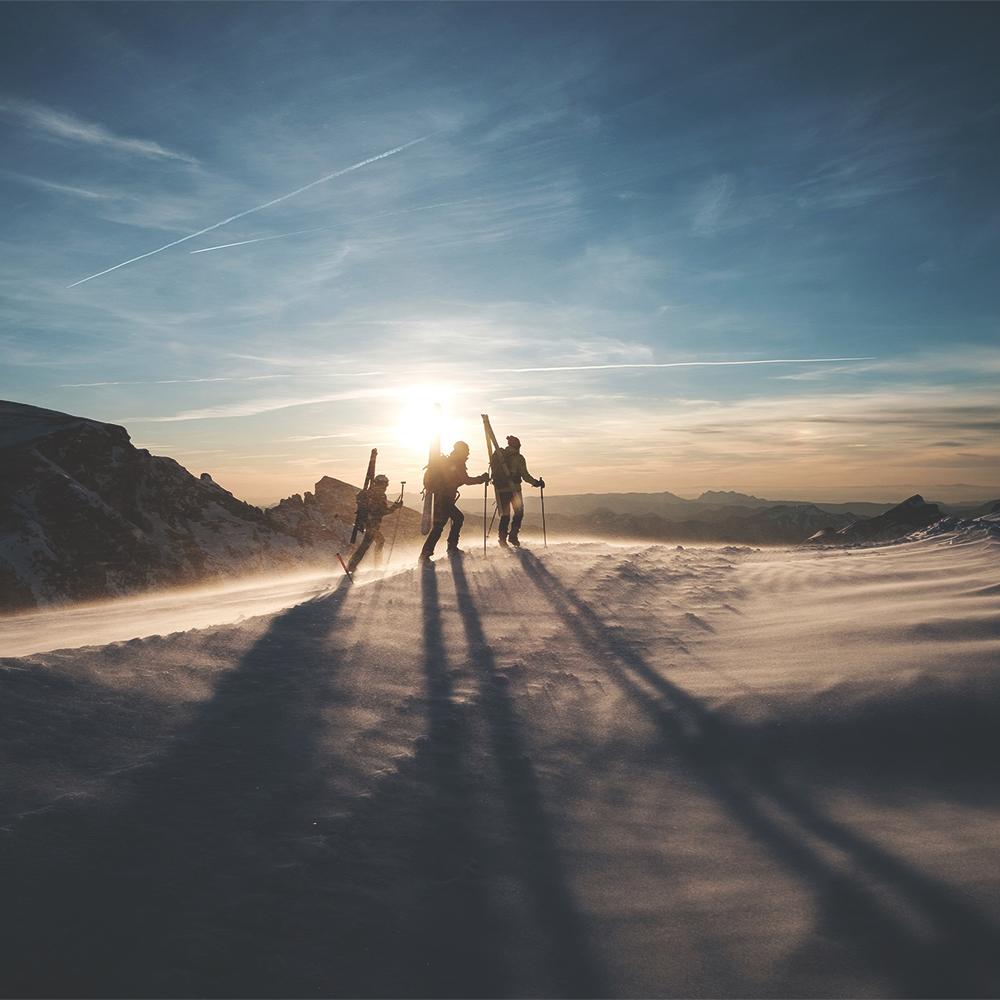 Wierchowa Chata Kościelisko - skitoury w Tatrach