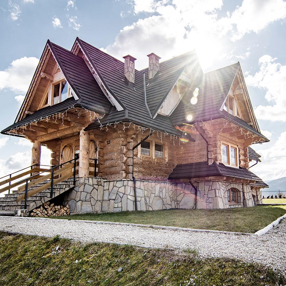 Wierchowa Chata Kościelisko góralski dom na wyłączność 1